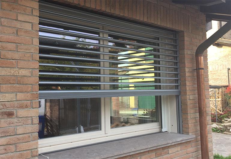Falegnameria guberti serramenti infissi finestre in alluminio - Maniglie finestre prezzi ...